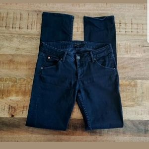 Hudson Jeans Carly Flap Straight
